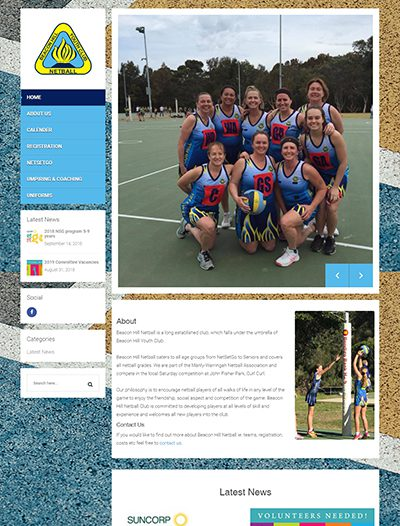 Beacon Hill Netball Club